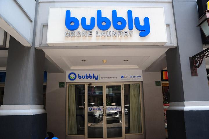 bubbly laundry kiloan jakarta