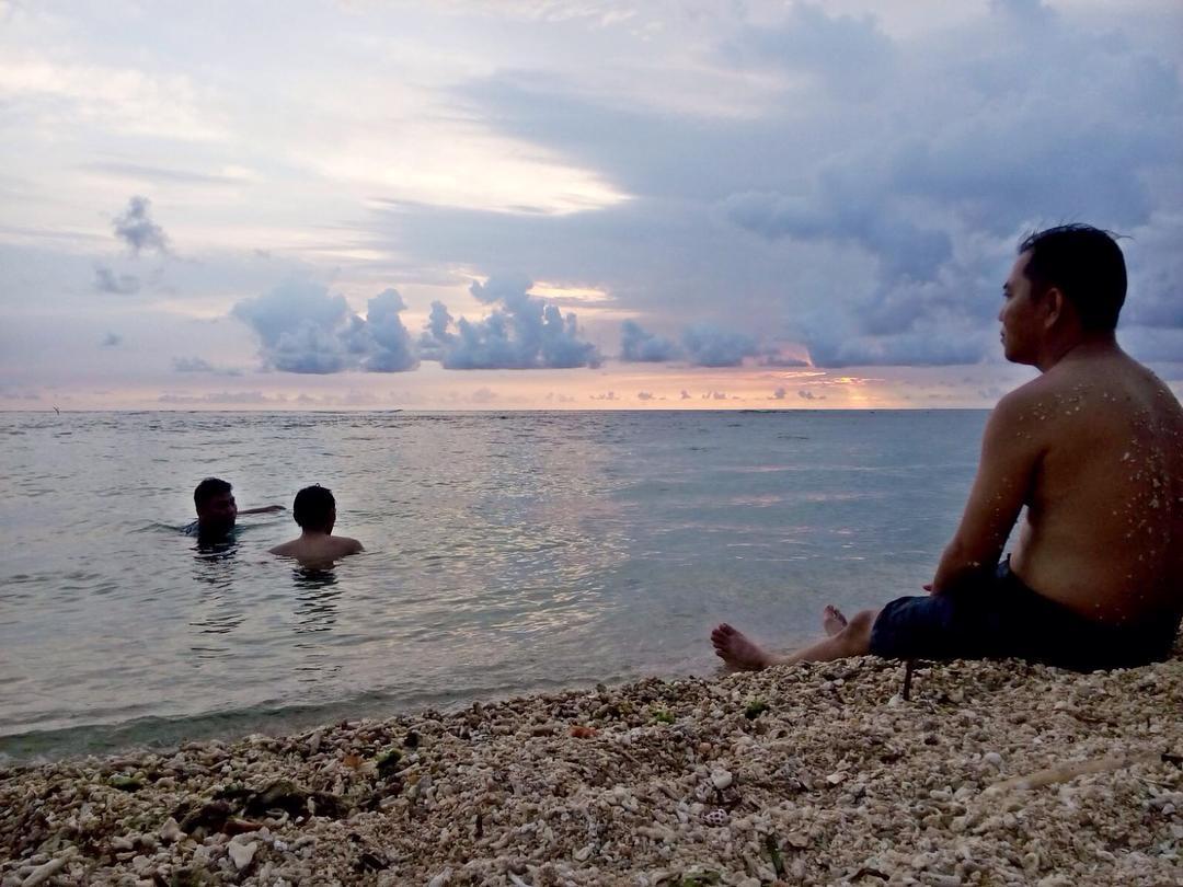 Pantai Cibuaya Ujung Genteng