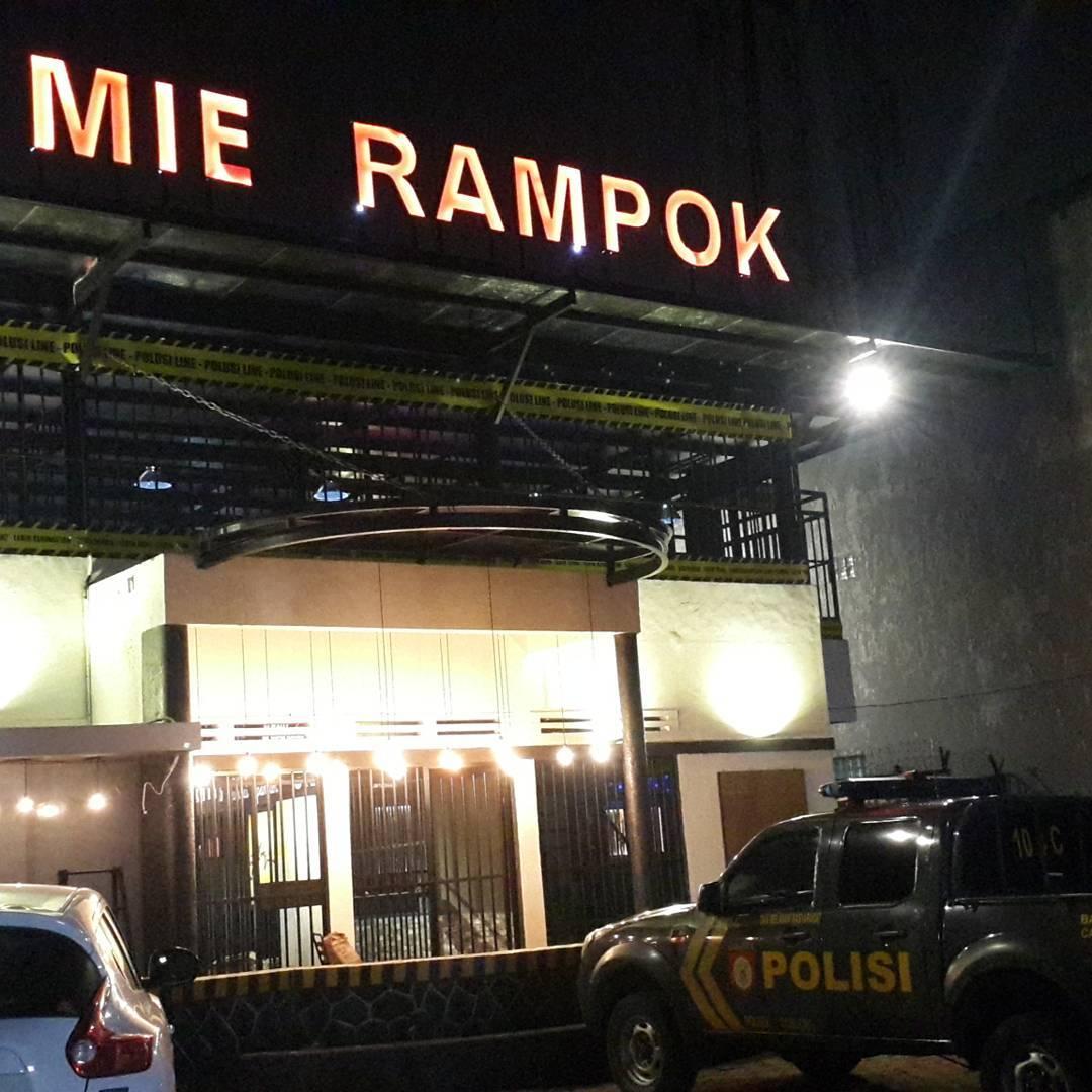 Lokasi Mie Rampok Bandung