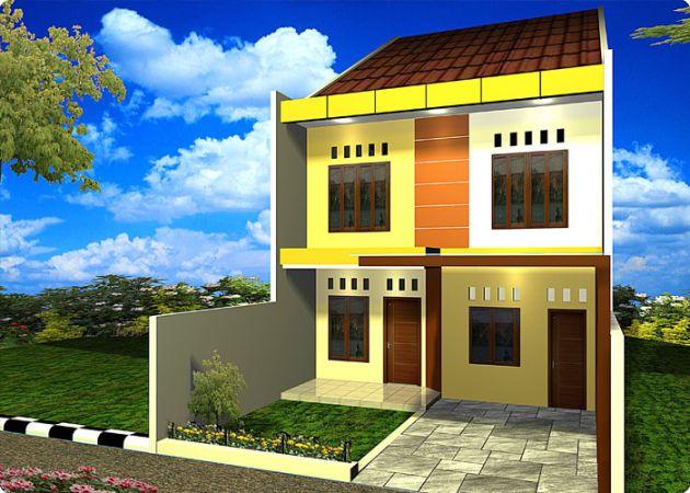 Desain Rumah PT. Panca Mitra Selaras Kontraktor
