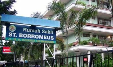 Rumah Sakit Santo Borromeus Dago