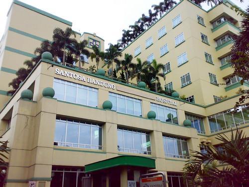 Rumah Sakit Santosa International