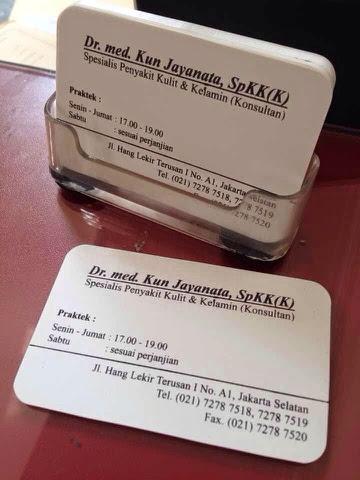 DR. Med. Kun Jayanata, SPKK K