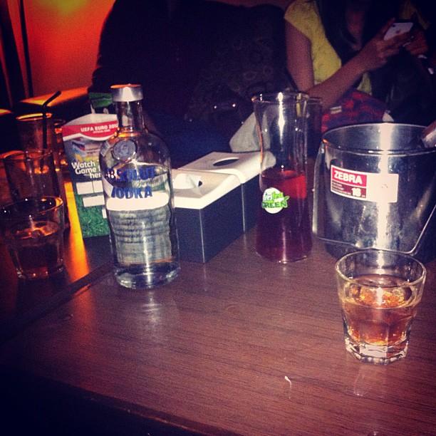 9 Square Vodka