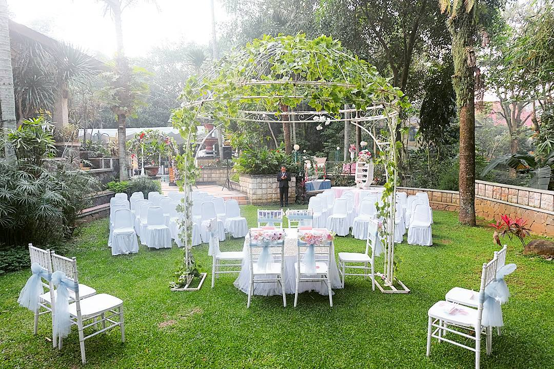Akad Set Up Gedung Parahyangan Rumah Villa PRV