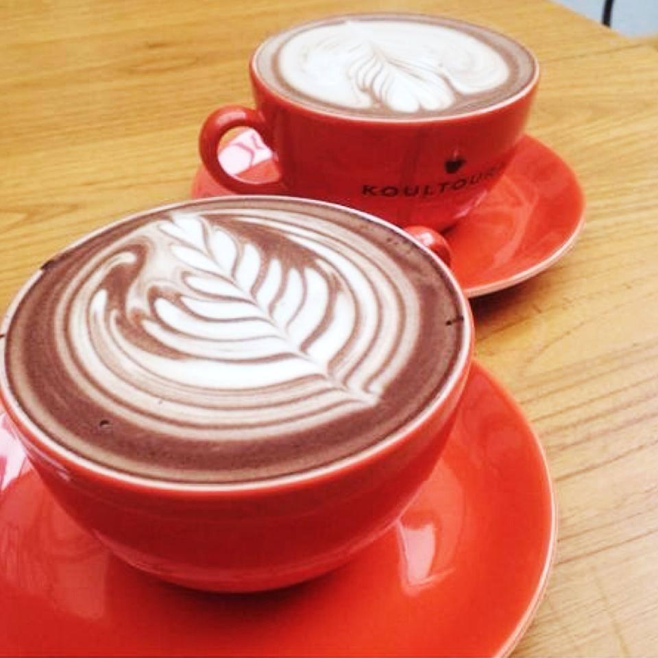Koultoura Coffee Logo