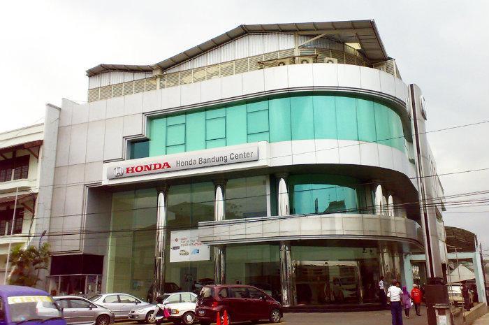 Dealer dan Bengkel Honda Bandung