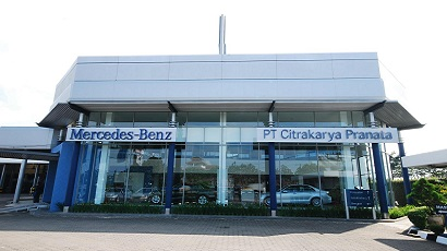 Dealer dan Bengkel Mercedes Benz Bandung