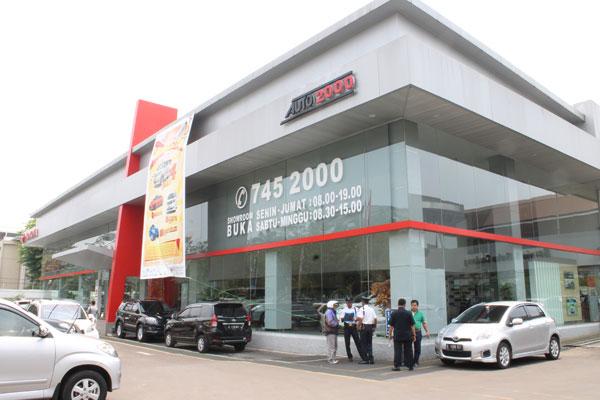 Dealer dan Bengkel Toyota Bandung