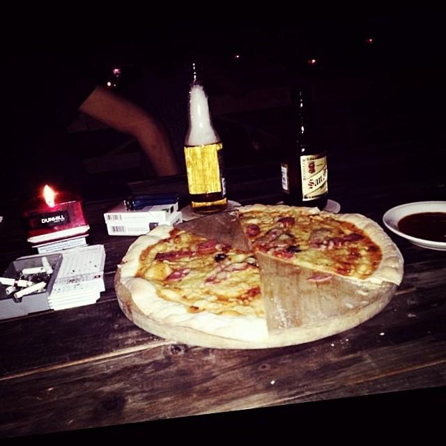 Lokasi Erginn Pizza & Beer