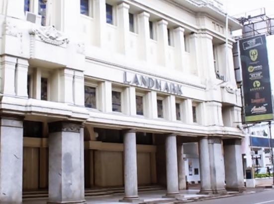 Gedung Landmark Braga