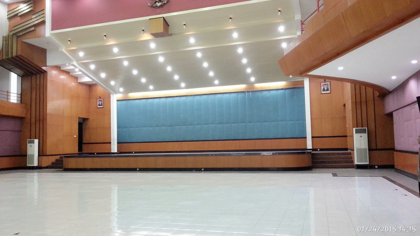 Gedung STT Tekstil Main Hall