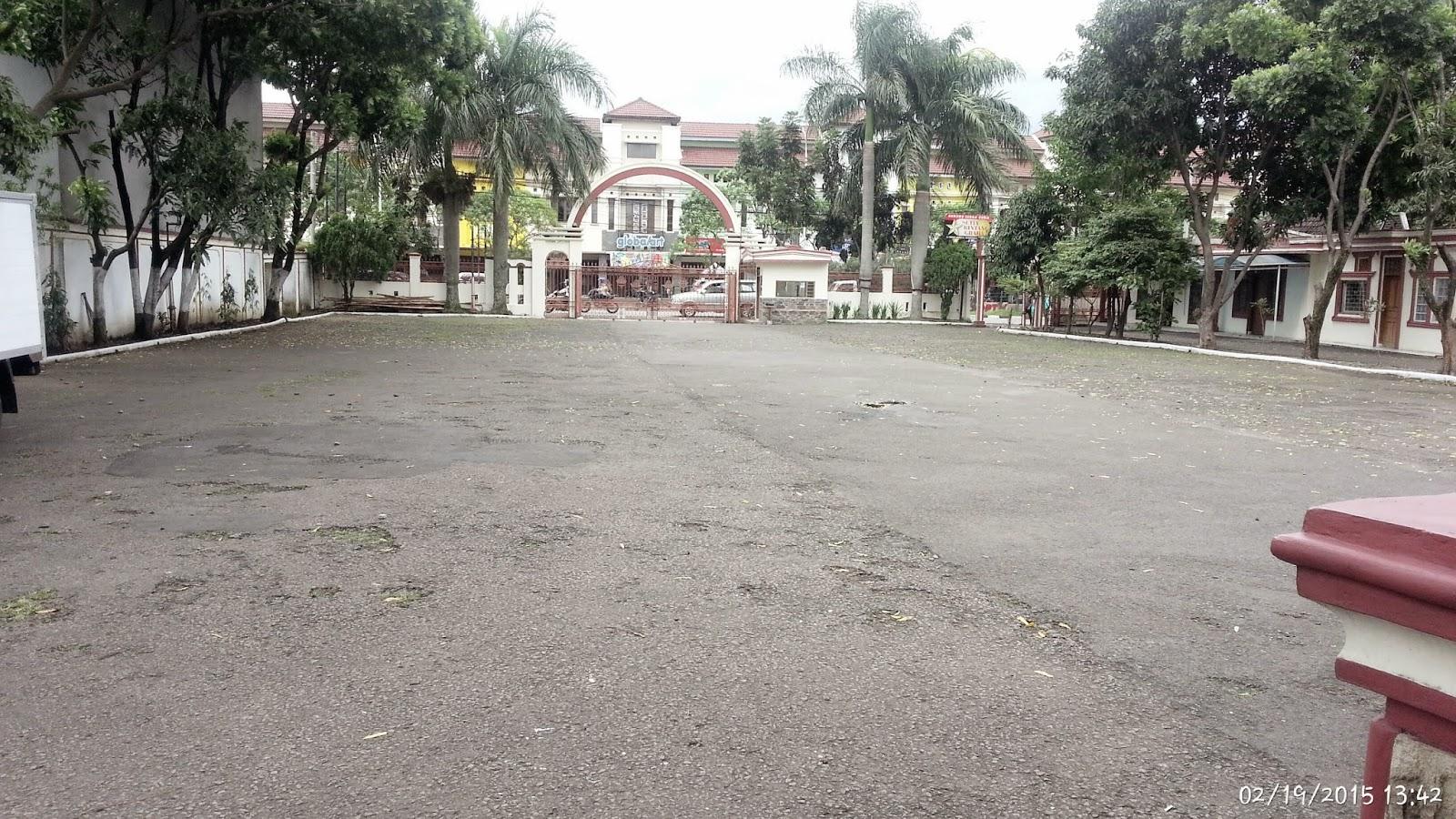 Gedung Setia Bintang Graha Main Hall