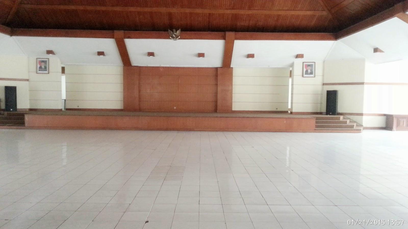 Hotel Bumi Kitri Main Hall