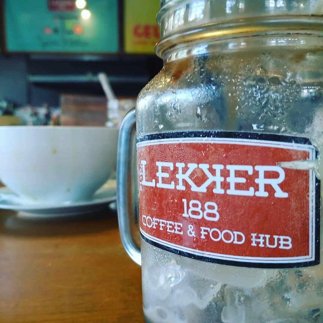 Lekker 188 coffee & foodhub