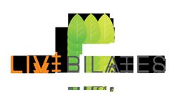 Liv+ Pilates Logo