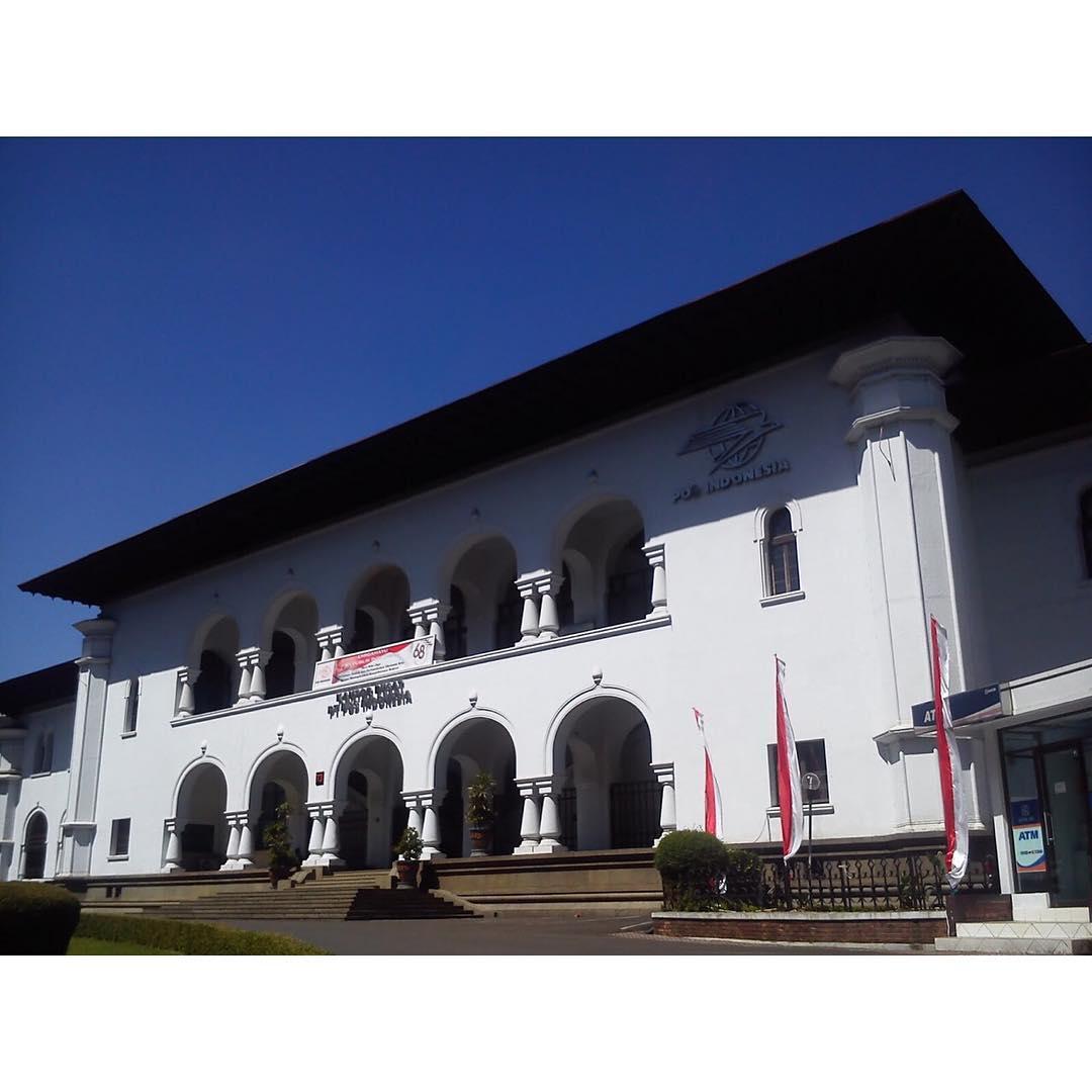 Lokasi Museum Pos Indonesia