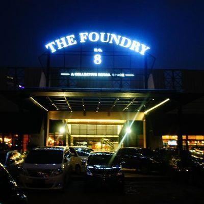 Lokasi The Foundry No. 8
