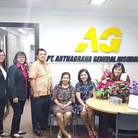 PT. Arthagraha General Insurance (AGGI)