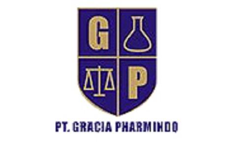 PT. GRACIA PHARMINDO LOGO