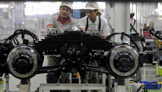 Pabrik PT. Hino Motors Manufacturing Indonesia Purwakarta