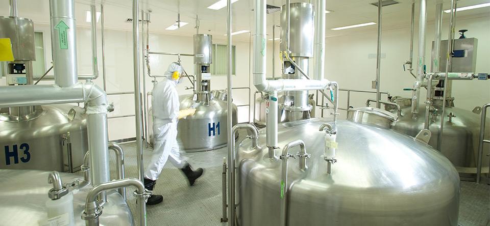 Pabrik PT . Combiphar