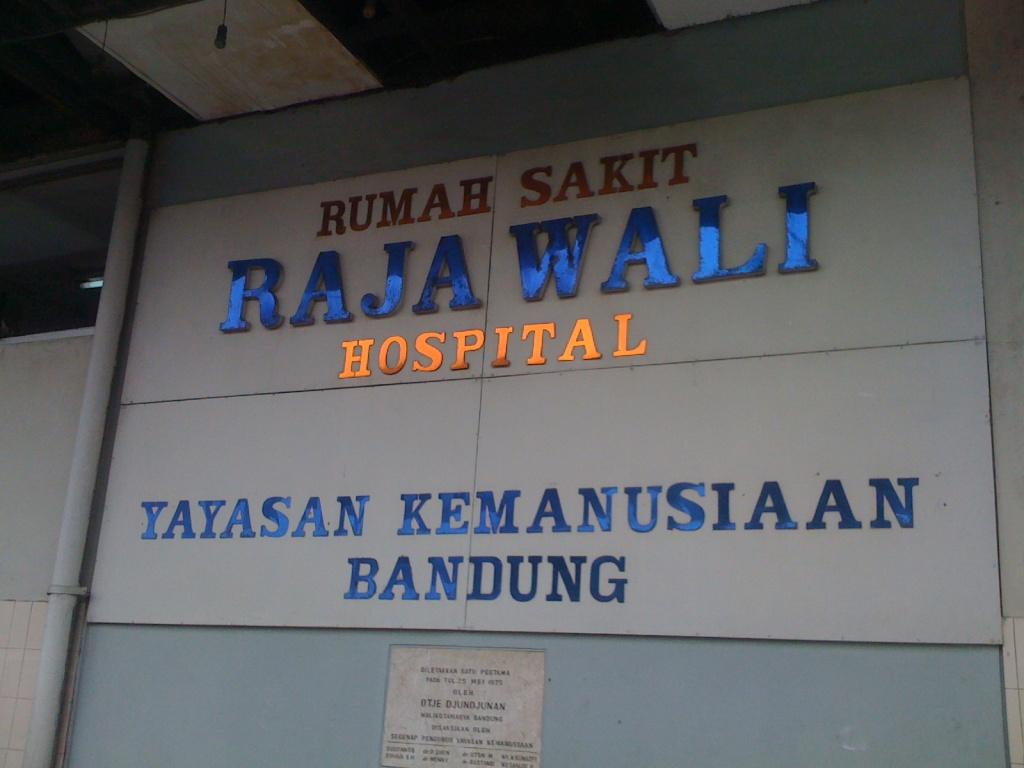 Rumah Sakit Rajawali Optikal