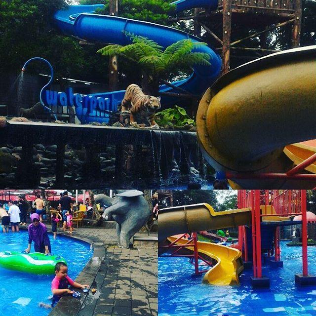 Kolam D' Oasis Siliwangi Water Park