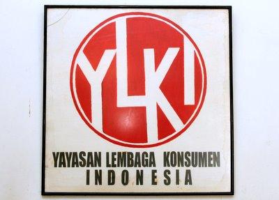 Yayasan Lembaga Konsumen Indonesia Ylki