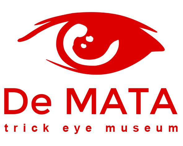 De Mata Museum 3D Surabaya Logo