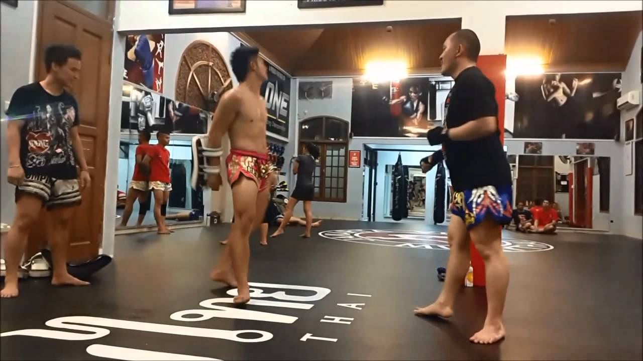 Jakarta Muay Thai & MMA Training Camp