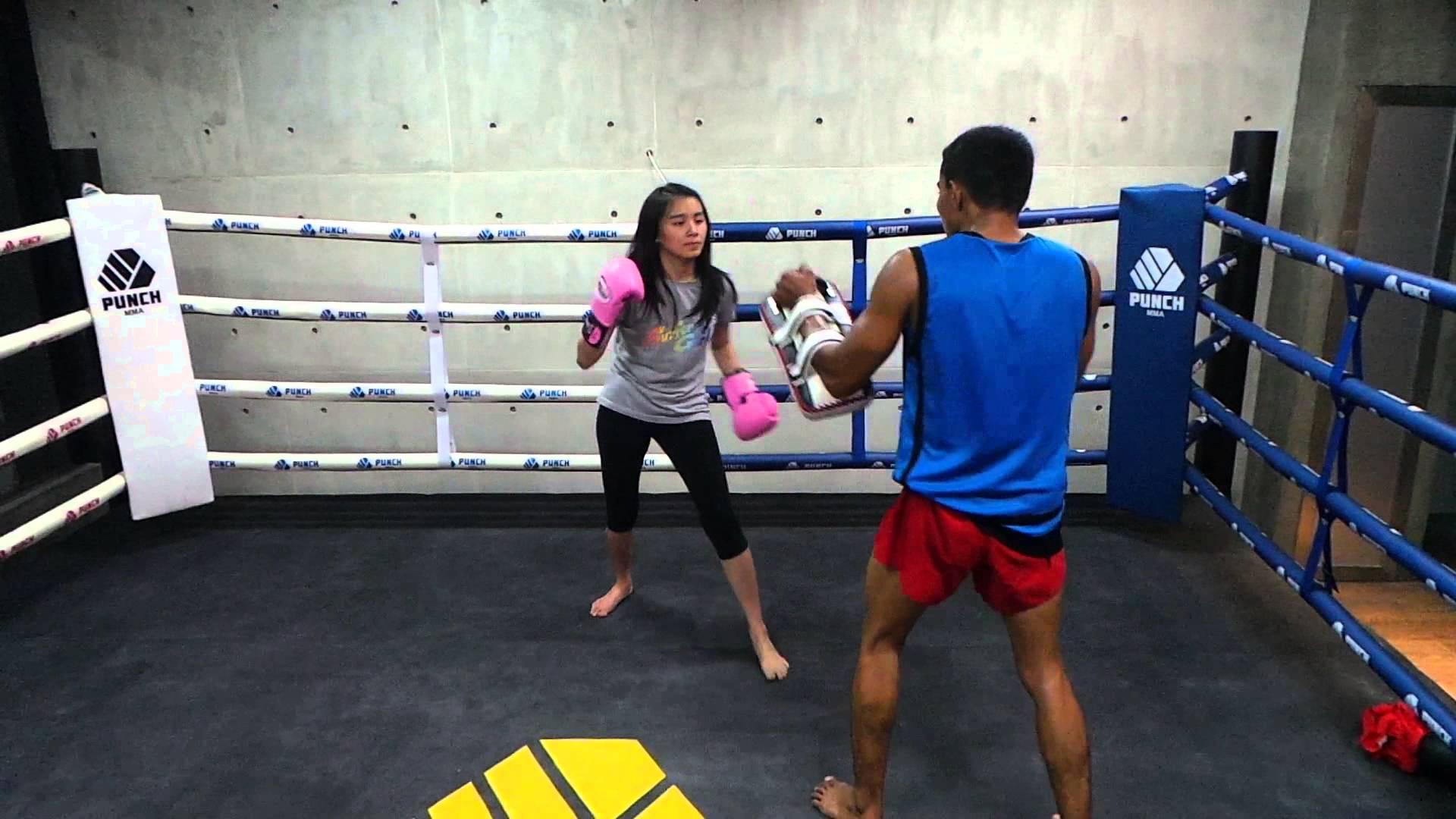 Punch MMA Muay Thai