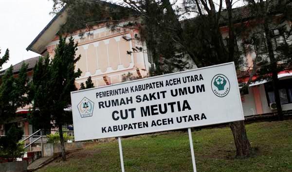 RSUD. Cut Meutia Lhokseumawe
