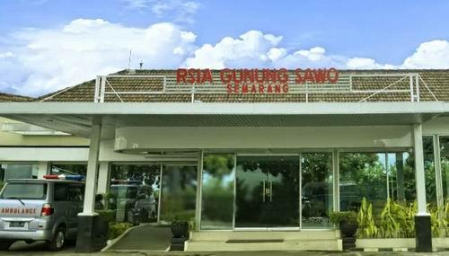 Rumah Sakit Bersalin Gunung Sawo