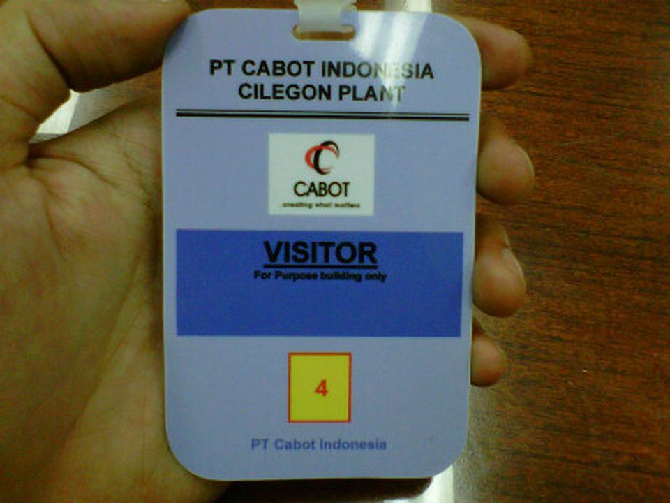 Cabot Indonesia. PT