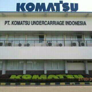 Komatsu Undercarriage Indonesia. PT