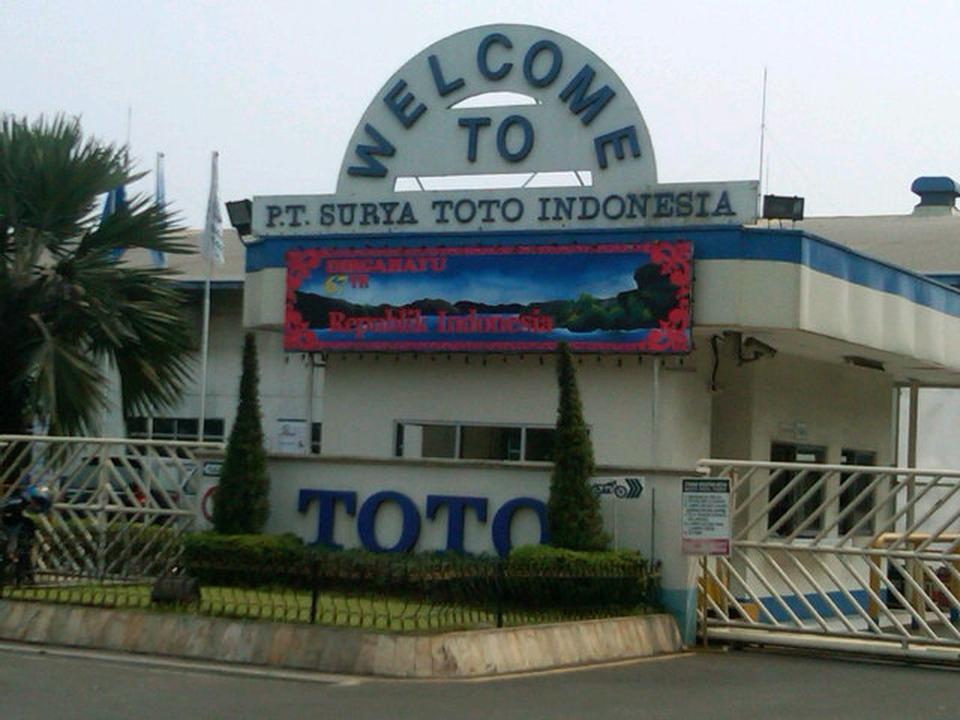PT. Surya Toto Indonesia Tbk