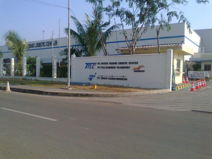Toyota Tsusho Tomen Electronics Indonesia (TTEI)