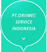 ORIIMEC SERVICE INDONESIA. PT