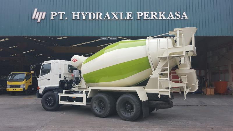 PT Hydraxle Perkasa